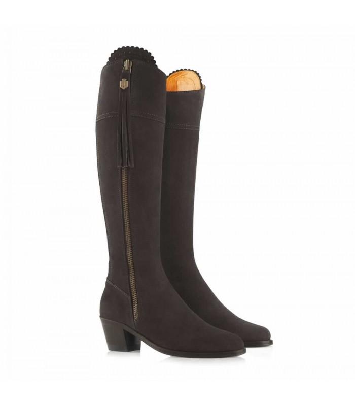 Loake 'Gable' Shoes Dark Brown